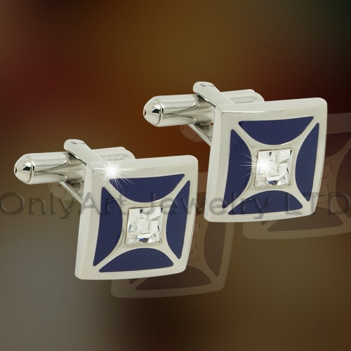 Crystal Cuff Link OACL0118